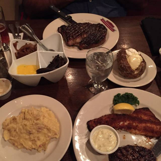 Porterhouse Steak And Seafood Little Canada Mn