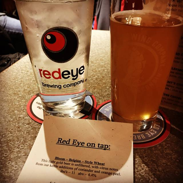 Red Eye Brewing Company, Wausau, WI