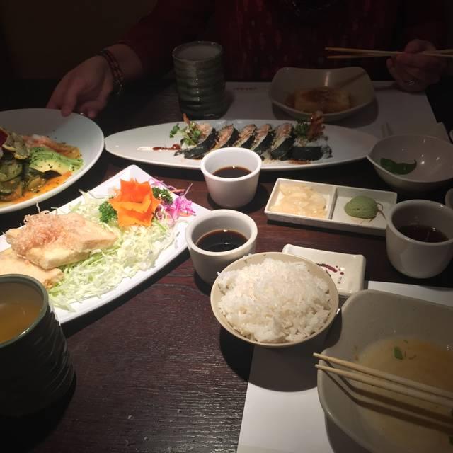 Yanagi Sushi & Grill, Dublin, CA