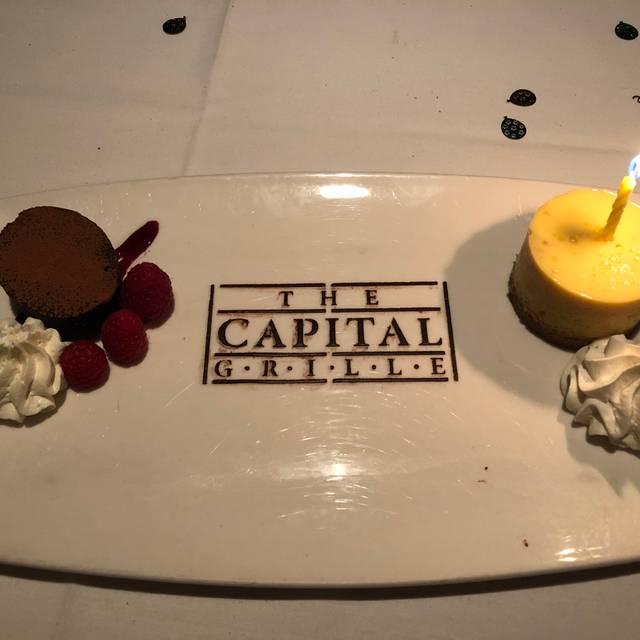 The Capital Grille - Denver, Denver, CO