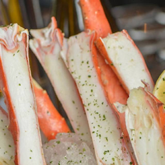 Iced Alaskan King Crab Legs - Steak 48 - Houston, Houston, TX