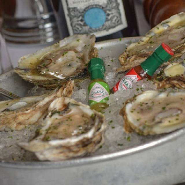 Chef's Daily Selection Of Fresh Oysters - Steak 48 - Houston, Houston, TX