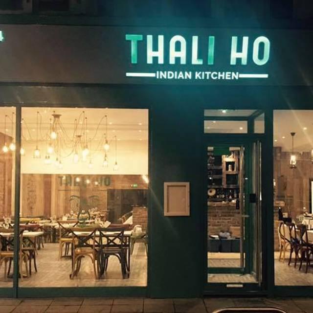 Thali Ho, Surbiton, Surrey