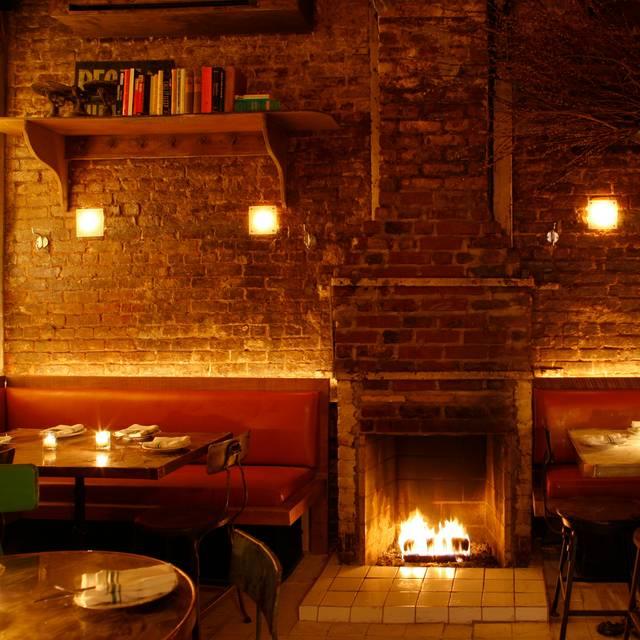 Tiny's & the Bar Upstairs, New York, NY