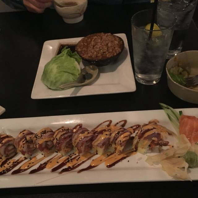 Nakama Japanese Steakhouse & Sushi Bar, Wexford, PA