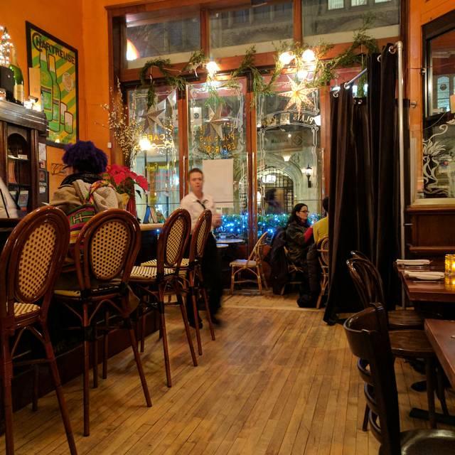 Caribou Cafe, Philadelphia, PA