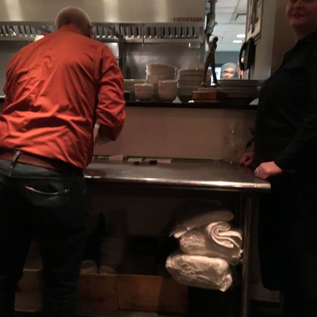 Parallax Restaurant & Lounge, Cleveland, OH