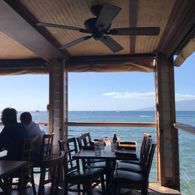 Koa's Seaside Grill, Lahaina, HI