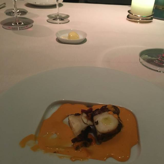 Blue by Eric Ripert at The Ritz Carlton Grand Cayman, George Town, Grand Cayman