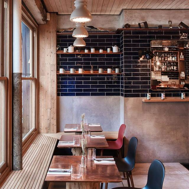 Boxcar Butcher and Grill, London