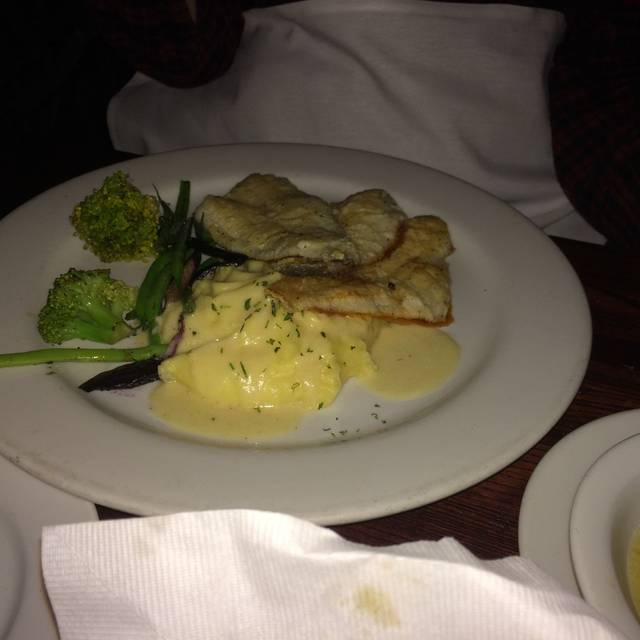 Central Park Restaurant, Pasadena, CA