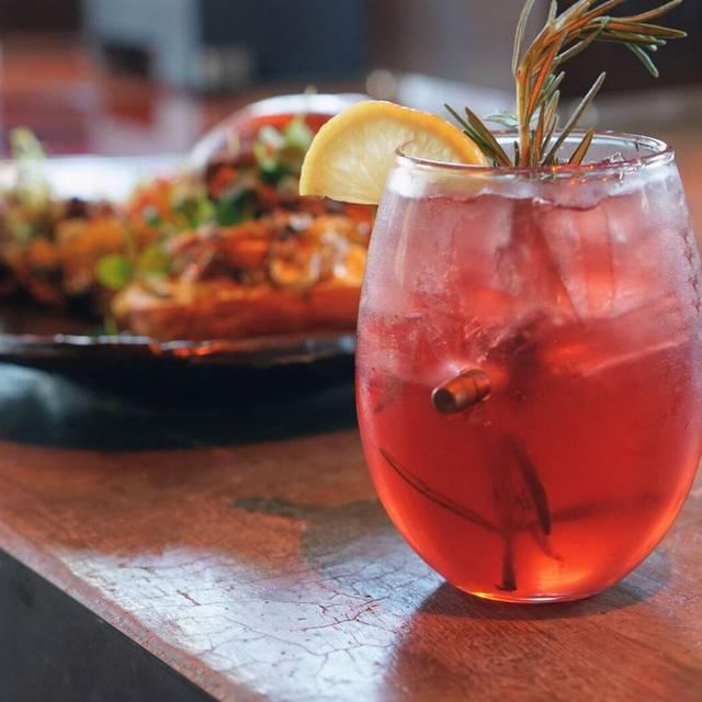 Real Cocktails - Mad Rex, Philadelphia, PA
