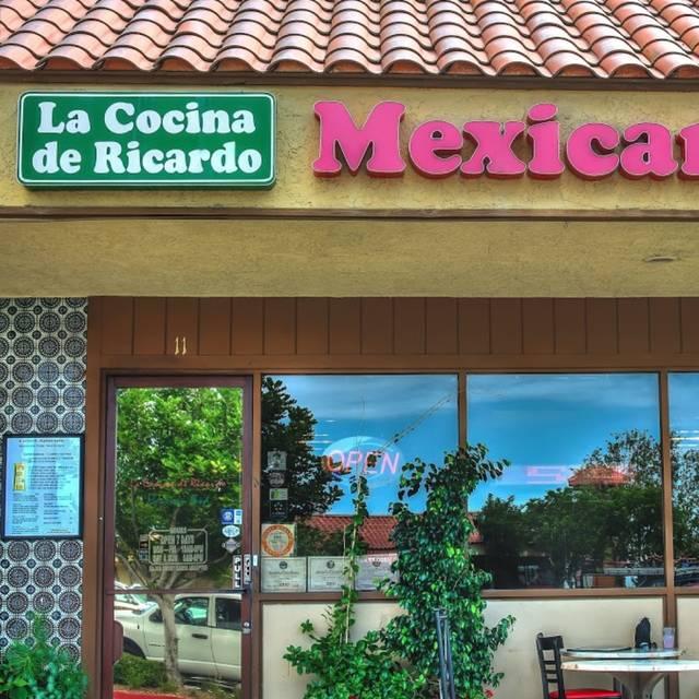 La Cocina De Ricardo Restaurant - Lake Forest, CA   OpenTable