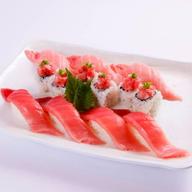 Katsumidori Sushi Tokyo, Honolulu, HI