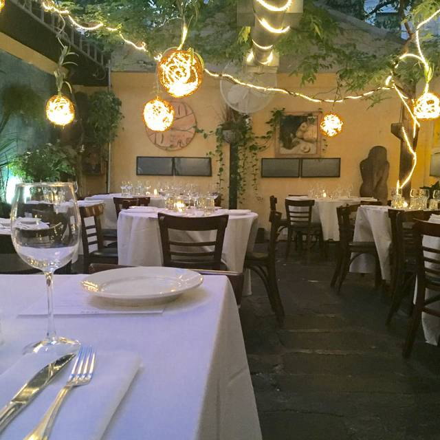 Gnocco Restaurant - New York, NY