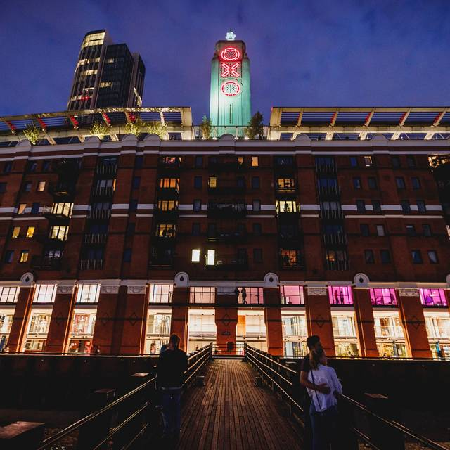 OXO Tower Brasserie, London