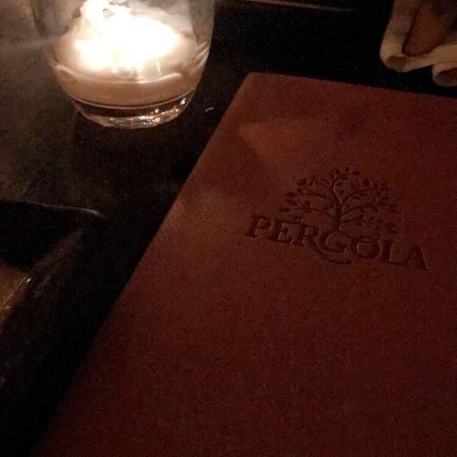 Pergola, New York, NY