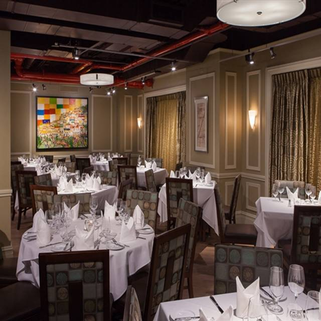 Davio's Northern Italian Steakhouse - Manhattan, New York, NY