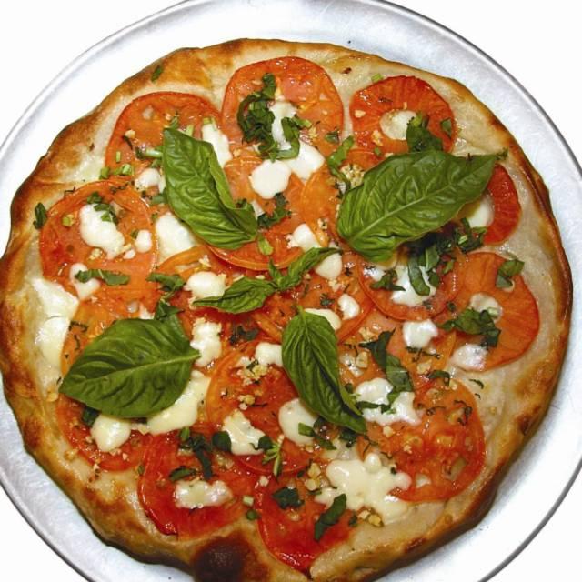 Napoletana - Silvio's Organic Pizzeria, Ann Arbor, MI