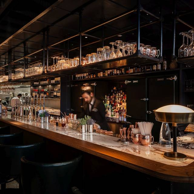 Restaurant With Open Kitchen: Wright Brothers Battersea Restaurant - London,