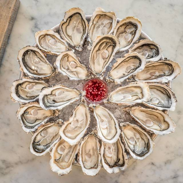 Oyster Platter - Wright Brothers Battersea, London
