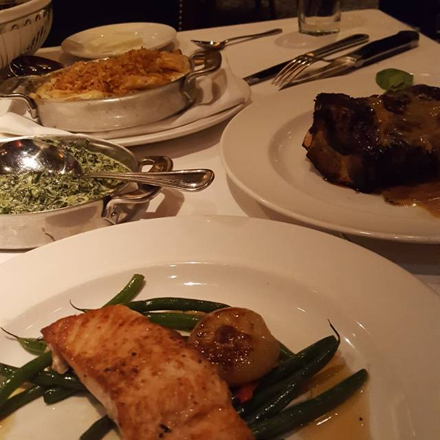 The Capital Grille - Fort Worth, Fort Worth, TX