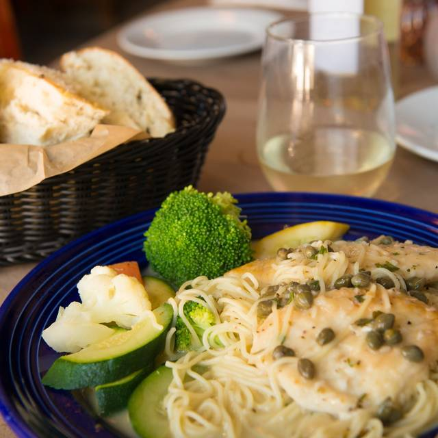 Mama d 39 s italian kitchen restaurante manhattan beach ca for Mammas italian kitchen