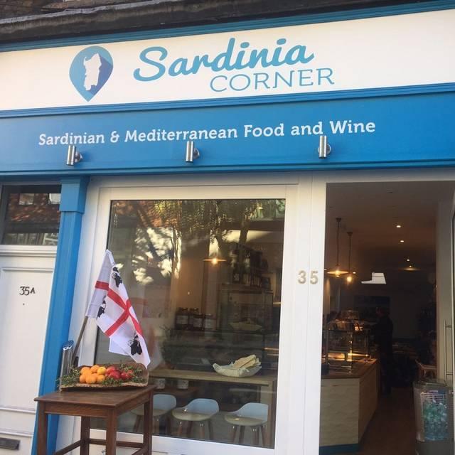 Sardinia Corner, London