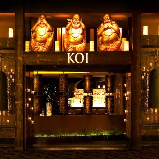 Koi Restaurant and Lounge, Las Vegas, NV