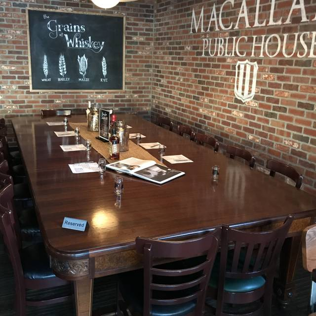 Macallan's Public House & Restaurant, Brea, CA
