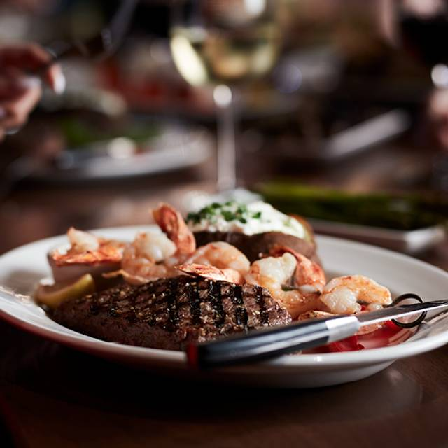 New York And Shrimp - The Keg Steakhouse + Bar - Banff Caribou, Banff, AB