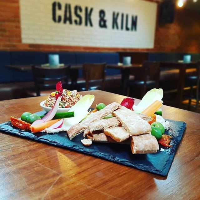 Cask and Kiln, Manchester