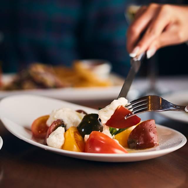 Heirloom Tomato Buratta - The Keg Steakhouse + Bar - Dunsmuir, Vancouver, BC