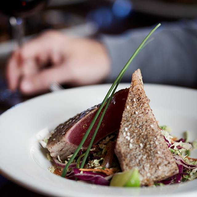 Sesame Tuna - The Keg Steakhouse + Bar - Dunsmuir, Vancouver, BC
