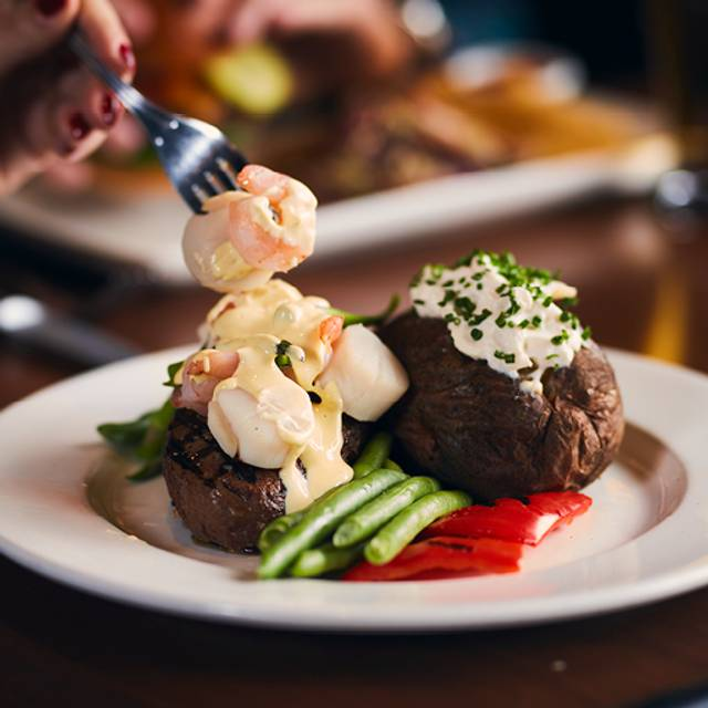 Sirloin Oscar - The Keg Steakhouse + Bar - Edmonton - Windermere, Edmonton, AB