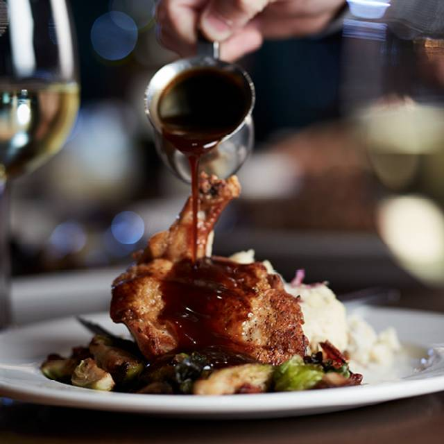 Oven-roasted Chicken - The Keg Steakhouse + Bar - Fort Street, Victoria, BC