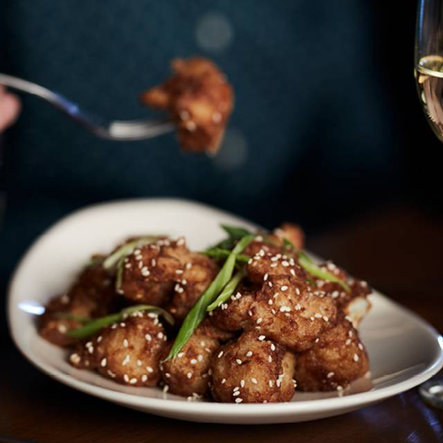 Crispy Fried Cauliflower - The Keg Steakhouse + Bar - Granville Island, Vancouver, BC