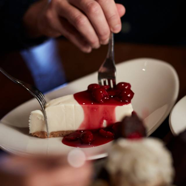Cheesecake - The Keg Steakhouse + Bar - Granville Island, Vancouver, BC
