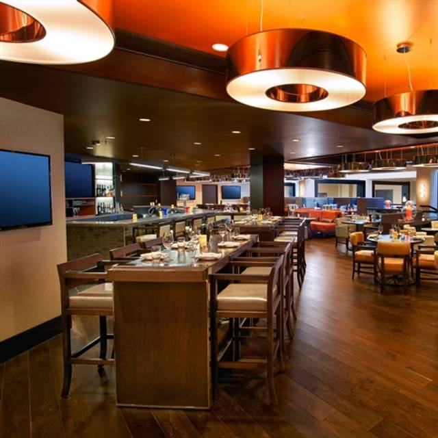 harbourstone sea grill & pour house - Halifax Marriott Harbourfront, Halifax, NS