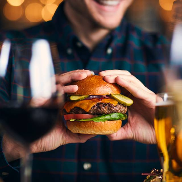 Keg Burger - The Keg Steakhouse + Bar - Skyview, Edmonton, AB