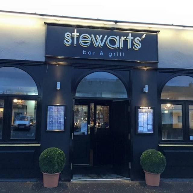 Stewart's Bar and Grill, Penicuik, Midlothian