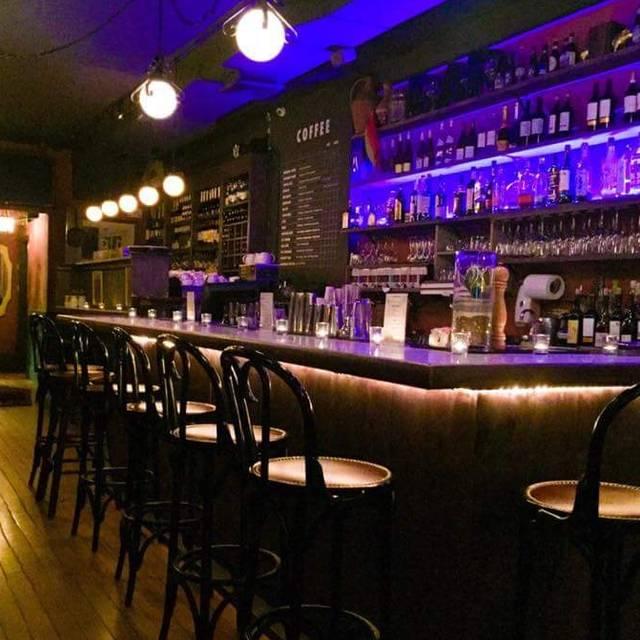 Bar - Champignon, New York, NY