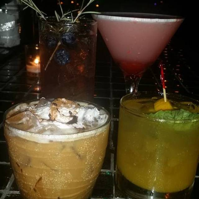 Cocktails - Champignon, New York, NY
