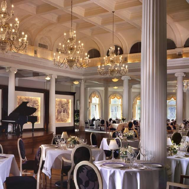 The Dining Room Restaurant: The Dining Room At The Omni Homestead Restaurant