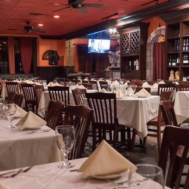 Cafe Efendi Mediterranean Restaurant, Alpharetta, GA