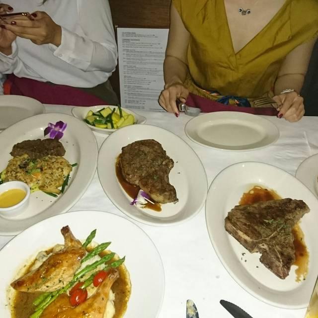 DK Steak House, Honolulu, HI