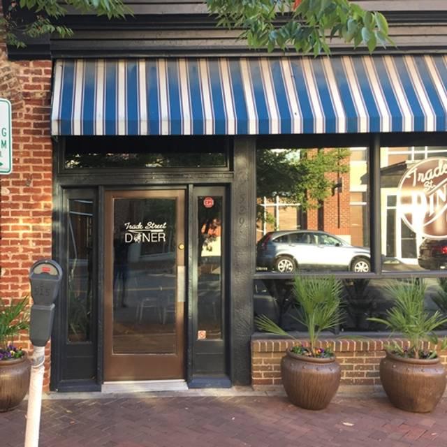 Trade Street Diner, Salem, NC