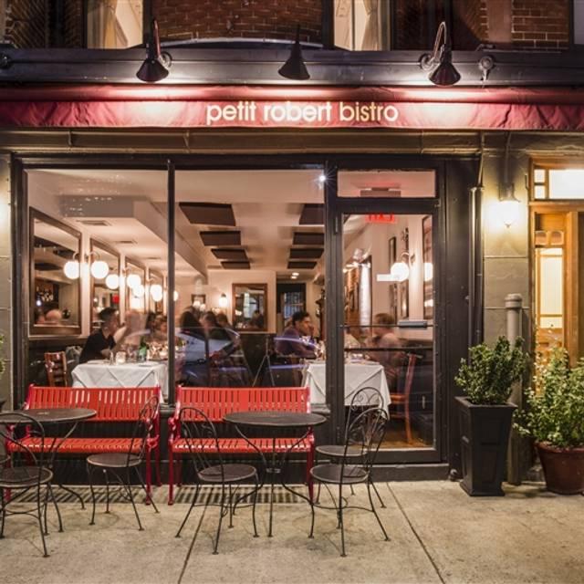 Petit Robert Bistro Columbus Avenue, Boston, MA