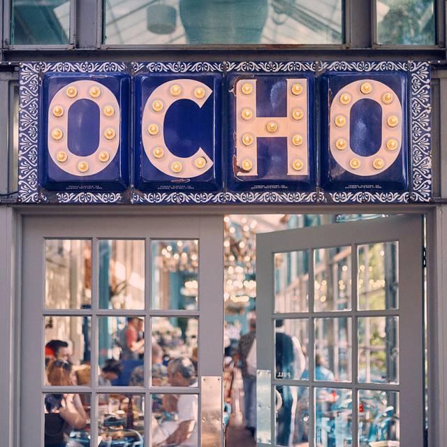 Ocho at Hotel Havana, San Antonio, TX