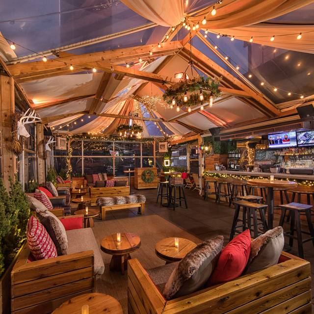 Ski chalet - Haven Rooftop, New York, NY